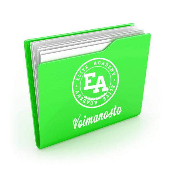 Elite Academy Voimanosto ohjelma by Matti Lehto